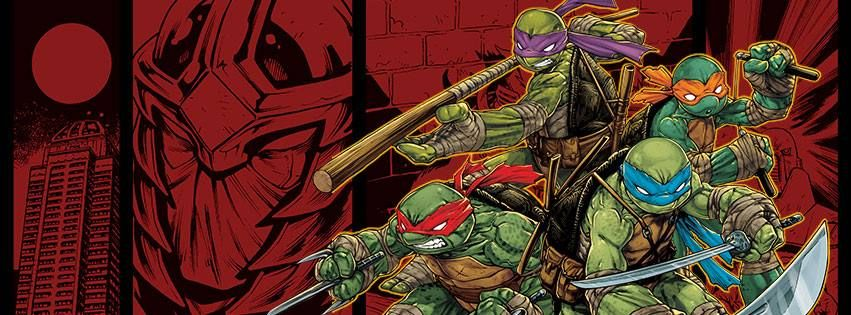 Illustration de l'article sur Teenage Mutant Turtles: Des Mutants à Manhattan