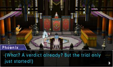 Illustration de l'article sur Phoenix Wright: Ace Attorney  Spirit of Justice
