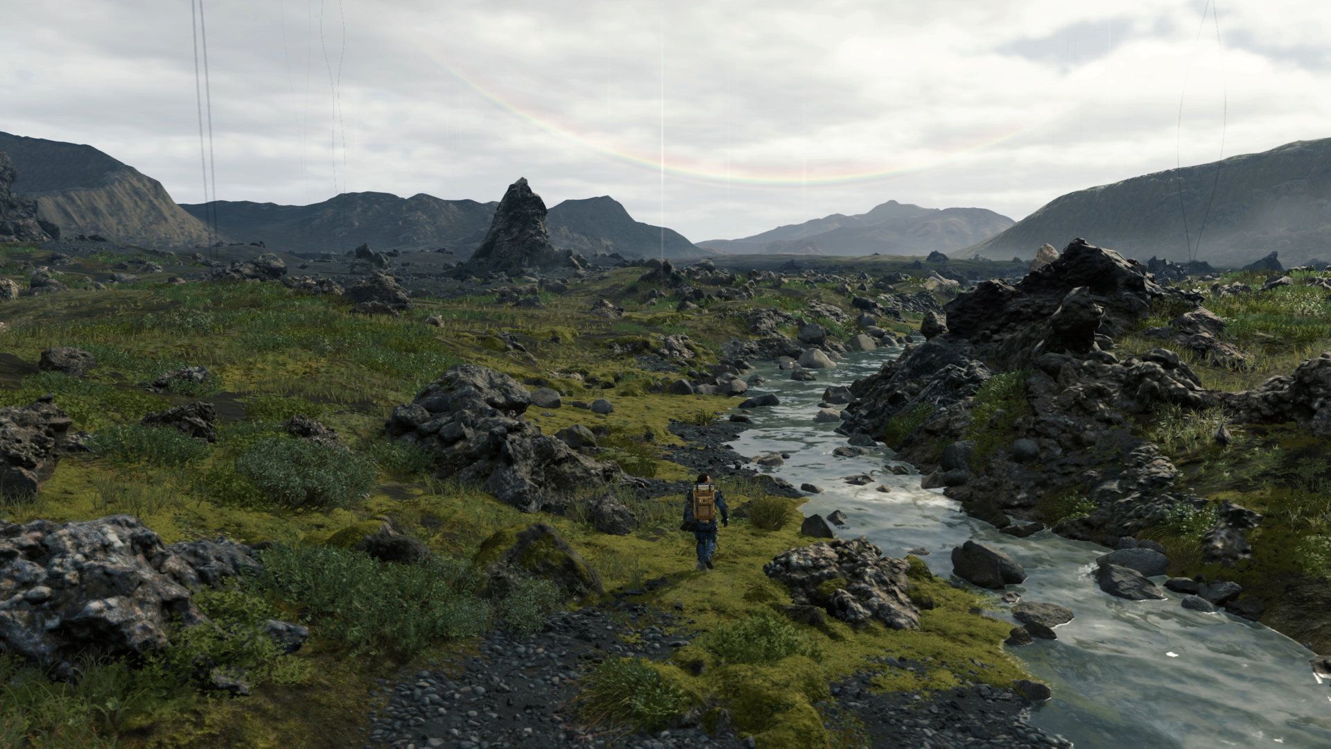 Illustration de l'article sur Death Stranding sera disponible sur PC le 2 juin 2020