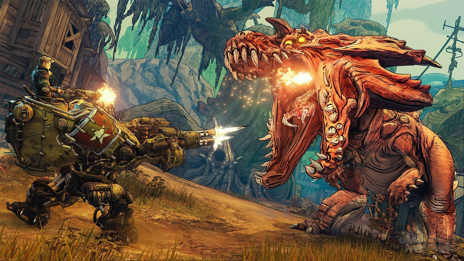 Illustration de l'article sur Borderlands 3 - Premier DLCdévoilé et le plein d'info
