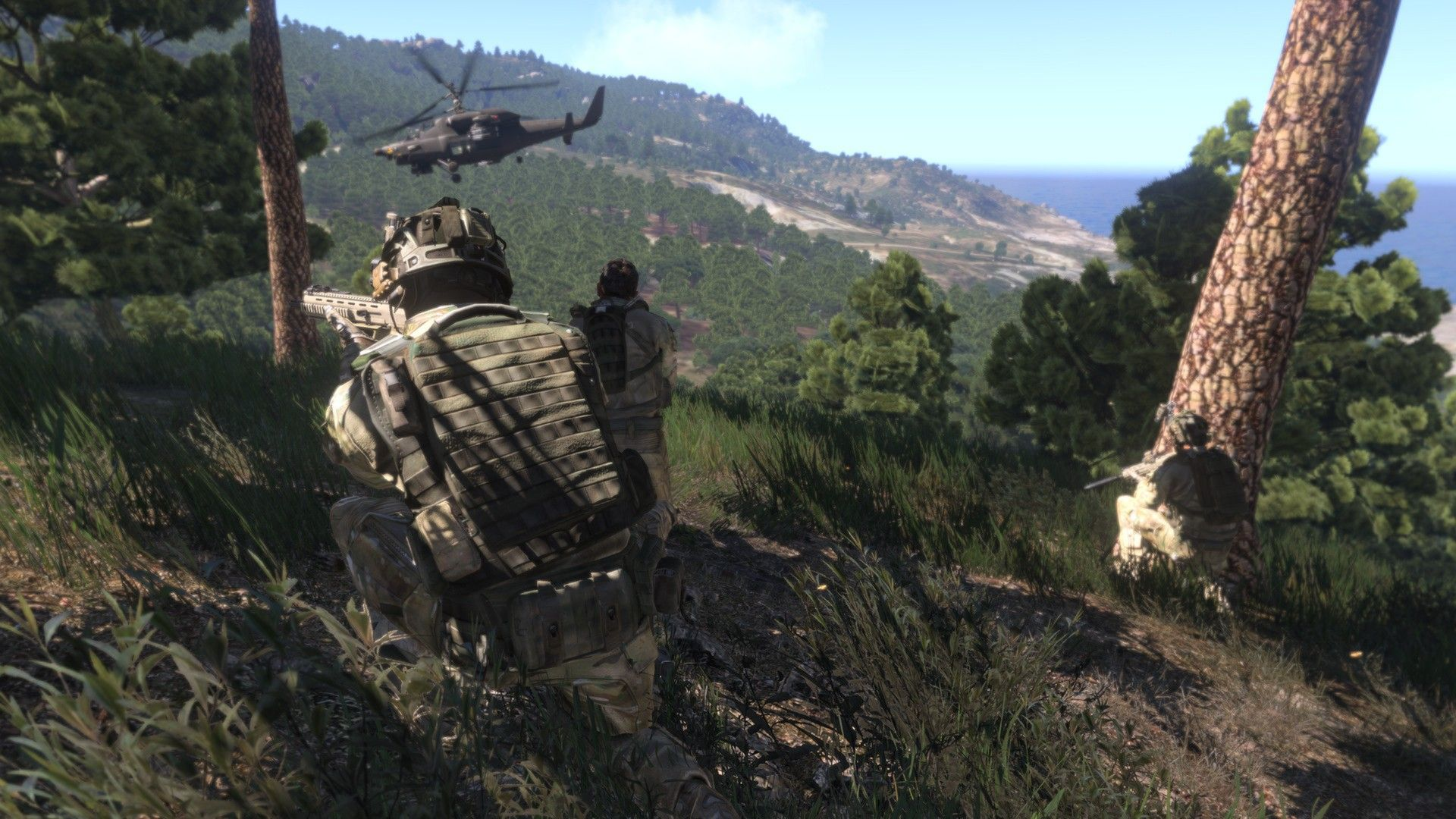 Illustration de l'article sur Arma 3 gratuit sur STEAM !