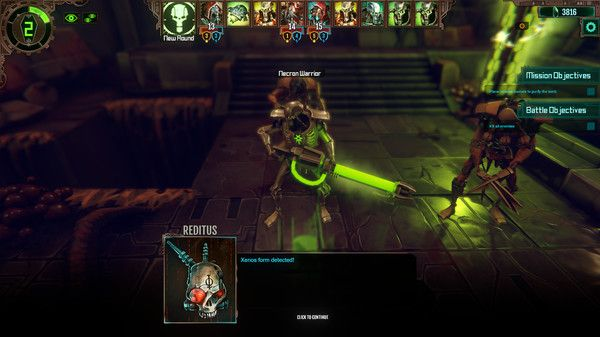 Illustration de l'article sur Warhammer 40,000 : Mechanicus, maintenant disponible