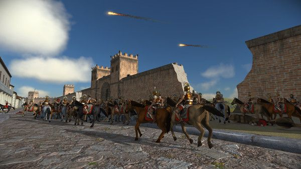 Illustration de l'article sur SEGA annonce Total War: ROME REMASTERED