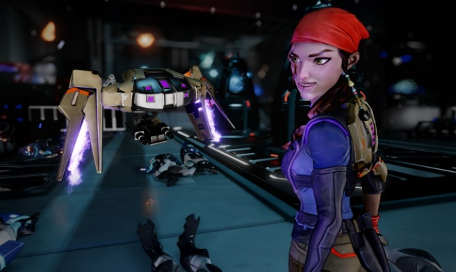 Illustration de l'article sur Agents of MAYHEM un nouveau trailer