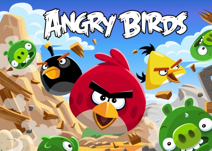 Illustration de l'article sur  Angry Birds et la NSA ?