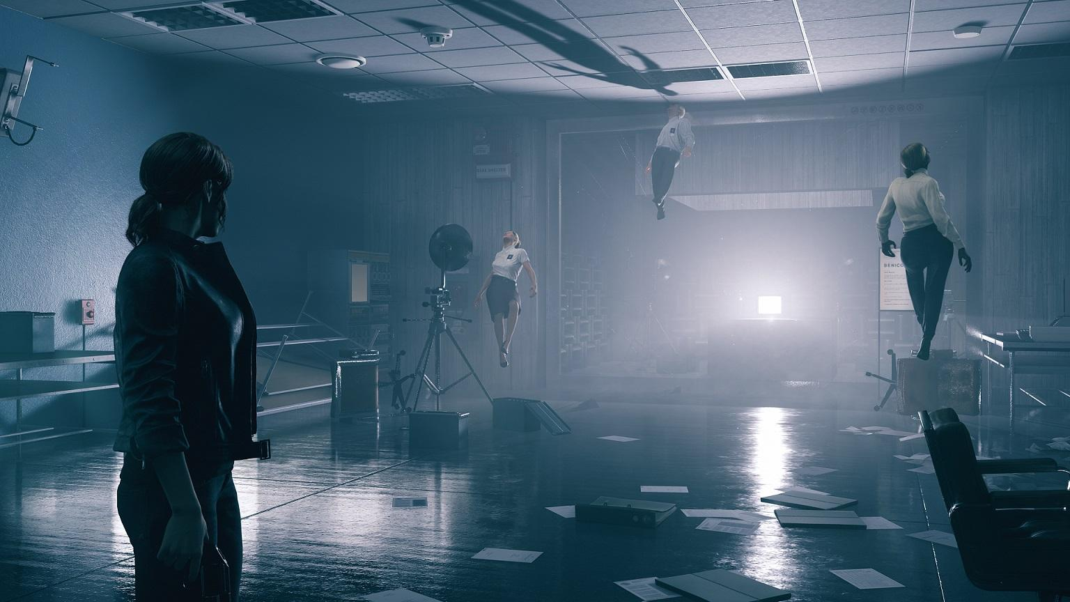 Illustration de l'article sur 505 Games et Remedy annoncent Control