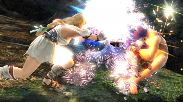 Illustration de l'article sur Soulcalibur Lost Swords sortira  au printemps sur PS3