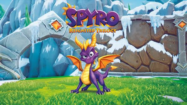 Illustration de l'article sur Spyro Reignited Trilogy sera disponible en septembre 2018