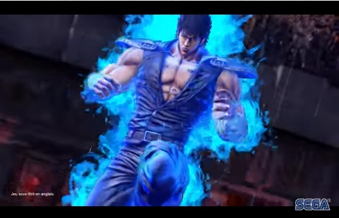 Illustration de l'article sur Fist of the North Star : Lost Paradise est annoncé