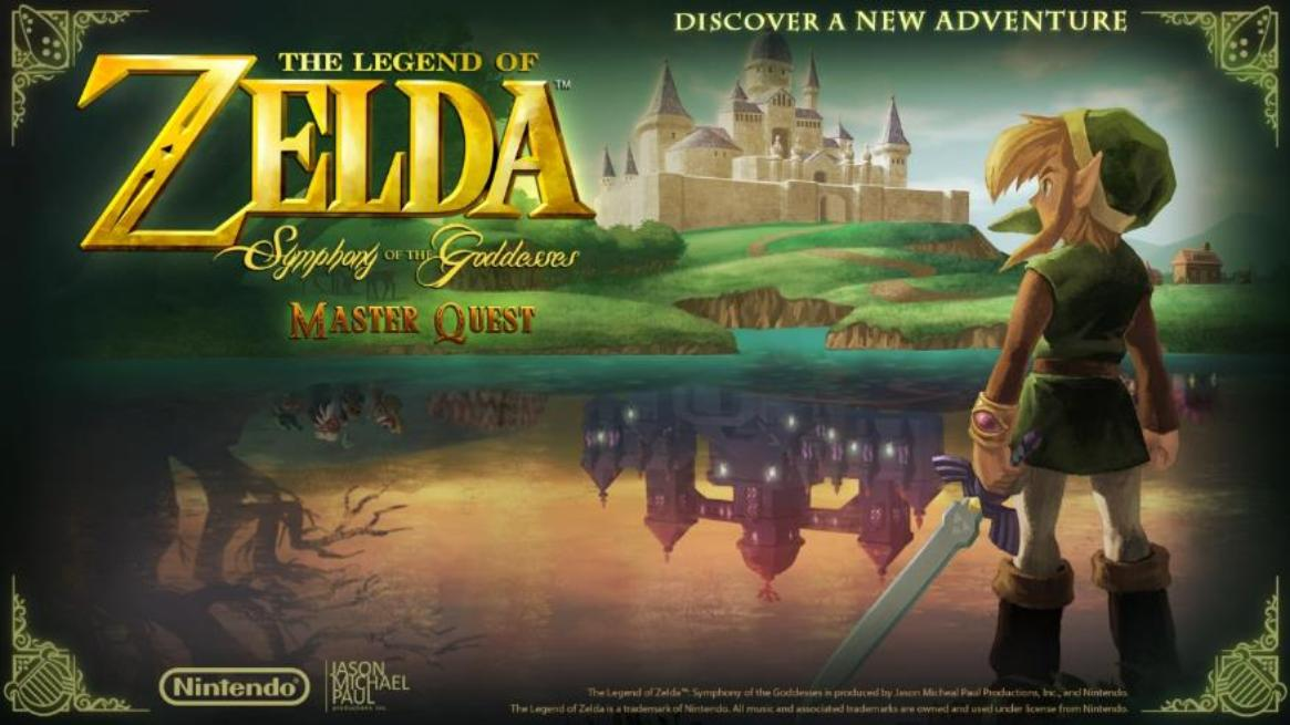 Illustration de l'article sur Concerts The Legend of Zelda: Symphony of the Goddesses